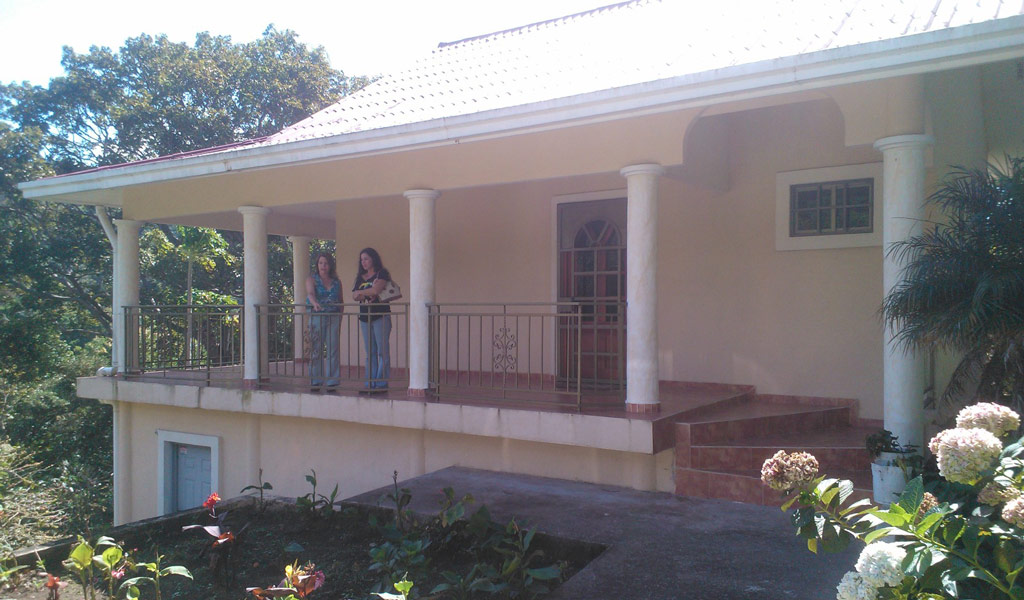 RENTED: Home for rent close to Boquete Panama $650 per month