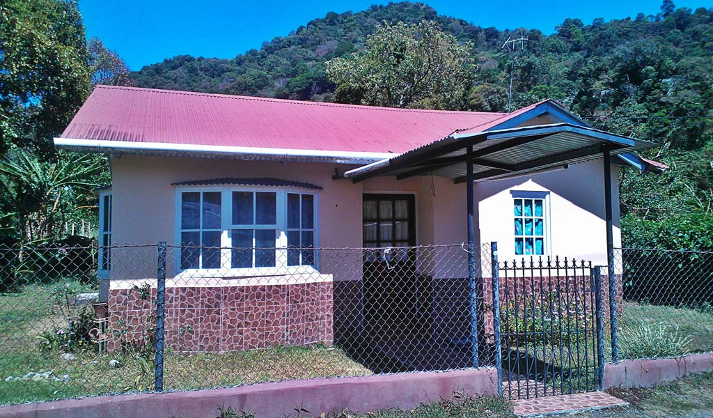 RENTED El santuario home for rent $450 per month
